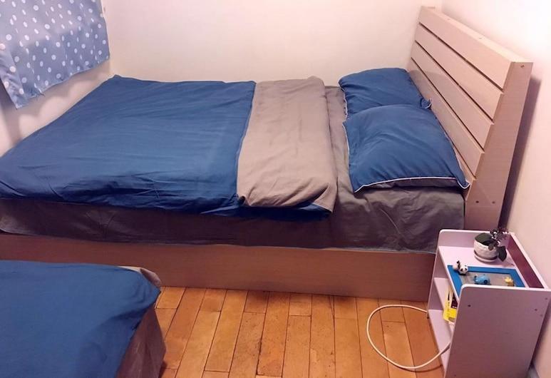 深圳 LaCave 青年旅舍, 深圳市, 標準雙床房, 客房