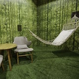 Quarto Premium (Honeymoon (The Bamboo)) - Sala de Estar