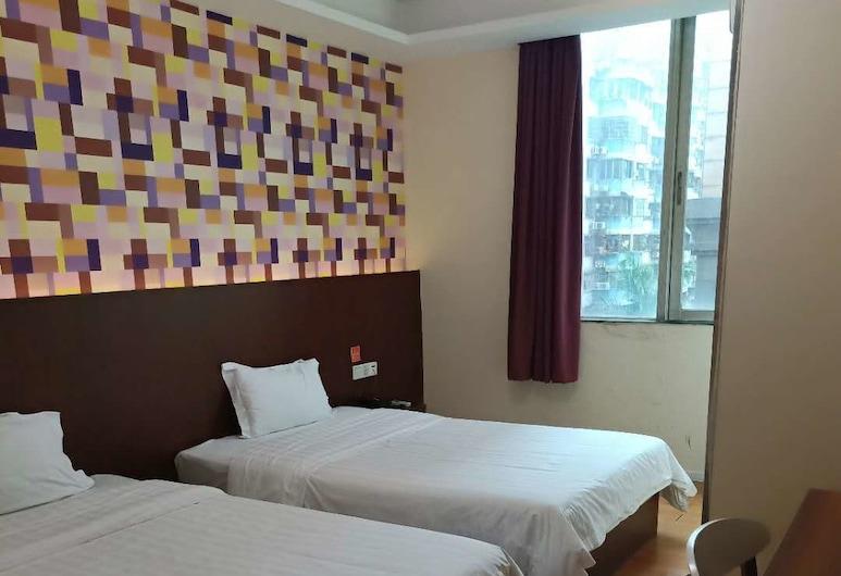 麗芙酒店 (廣州火車東站店), 廣州市, 精选双床房, 客房