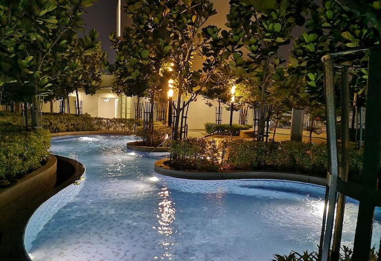 Golden Homestay@ The Robertson Bukit Bintang, Kuala Lumpur, Outdoor Pool