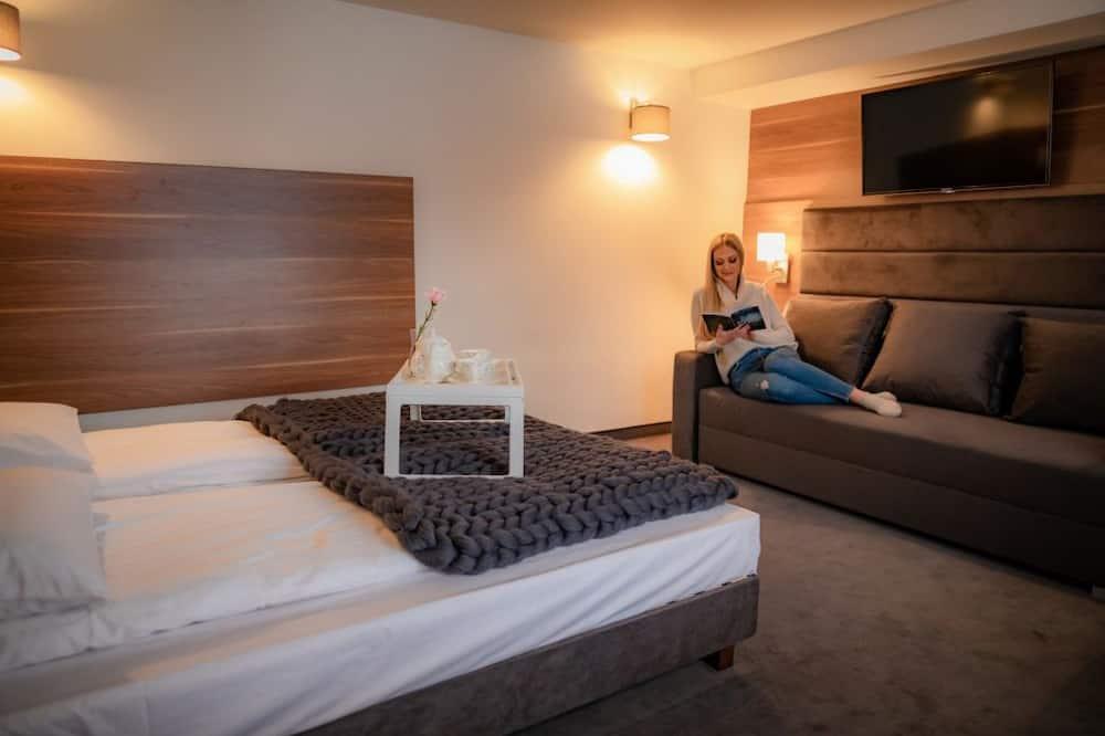 Standard-Apartment, Gartenblick - Zimmer