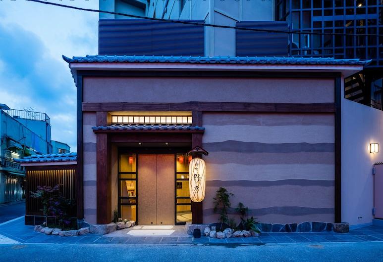 Onyado Nono Asakusa Natural Hot Springs, Tokyo, Hotel Entrance