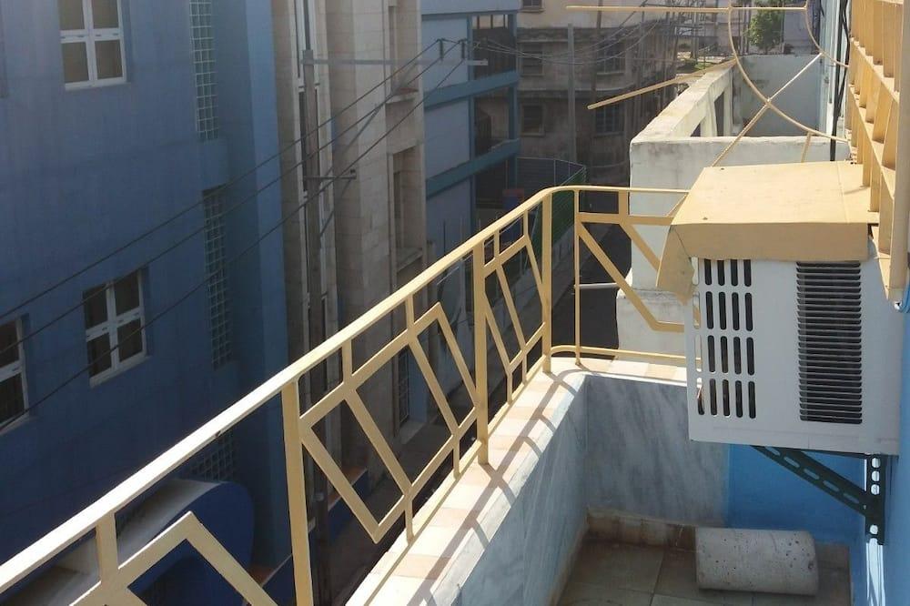 Classic apartman, 2 spavaće sobe - Terasa/trijem