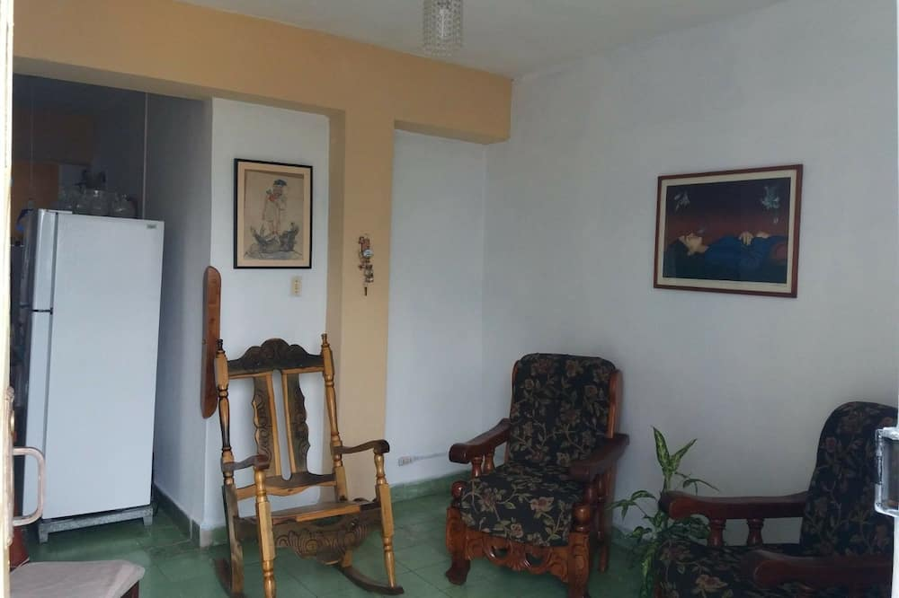 Classic apartman, 2 spavaće sobe - Dnevni boravak