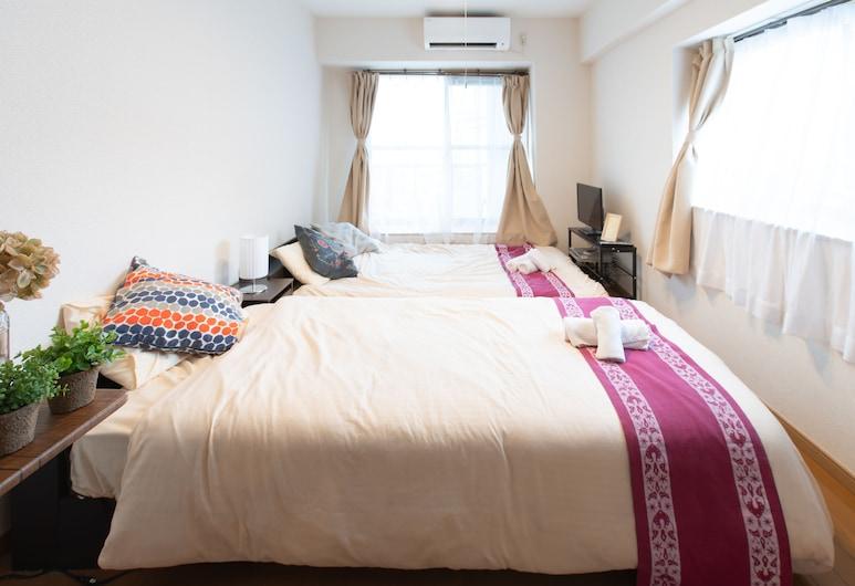 福岡集 2 號旅館, 福岡, 公寓, 城市景觀 (Bed, 205), 客房