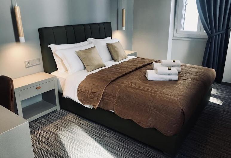 Metis Athens Suites, Αθήνα, Deluxe Διαμέρισμα, Δωμάτιο