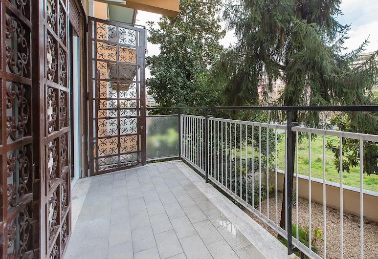 Rental In Rome Cesari Apartment, Rome, Külaliskorter, Terrass