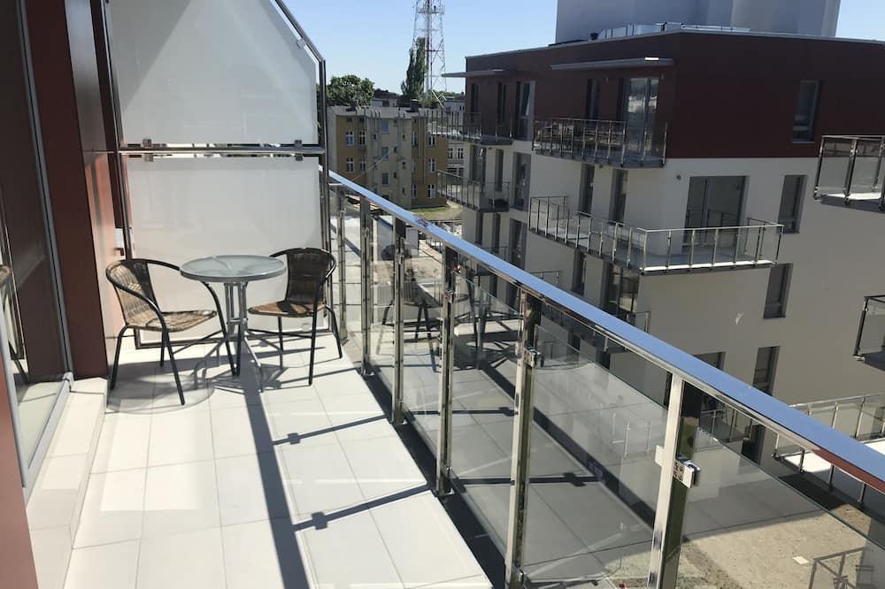 Apartmán typu Deluxe (SUN I) - Balkón