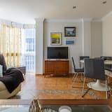 Apartmán, 3 ložnice, balkon - Obývací pokoj