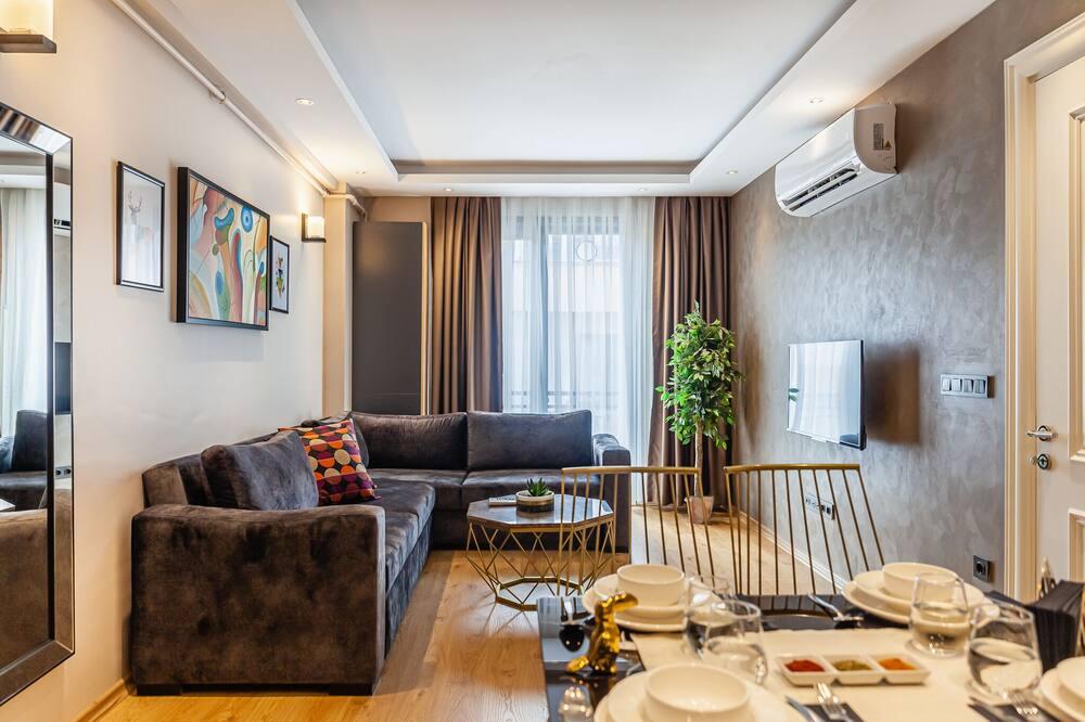 דירה משפחתית, 2 חדרי שינה - תמונה