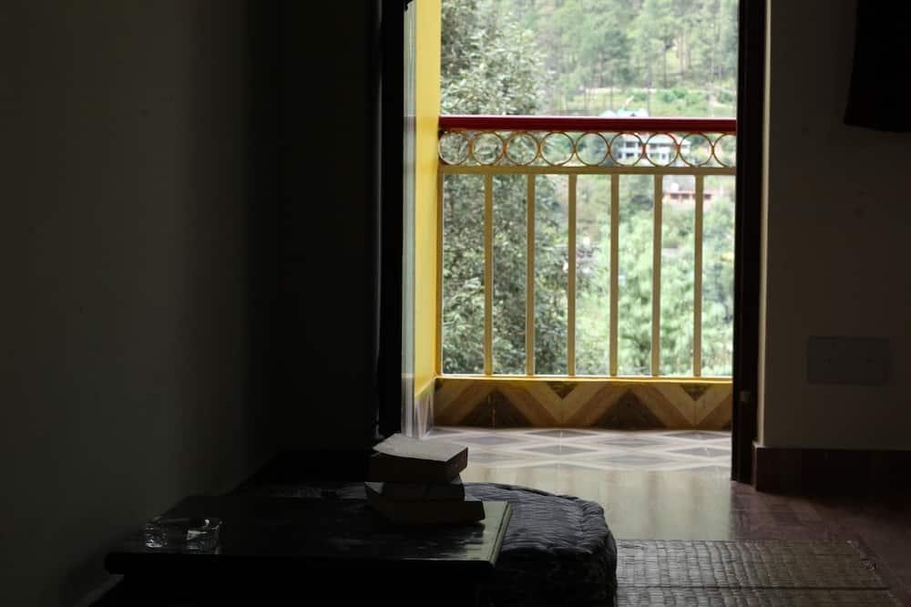Deluxe Room With Balcony - Balcony View