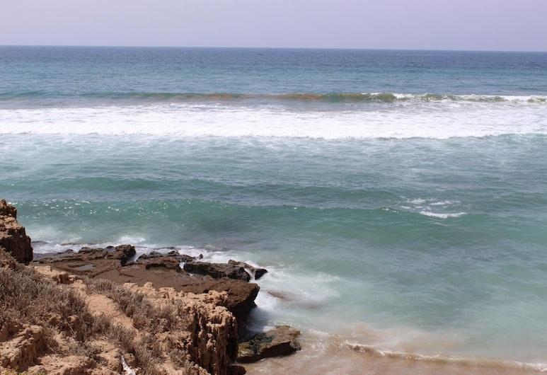 Mourdi House, Agadir, Pláž