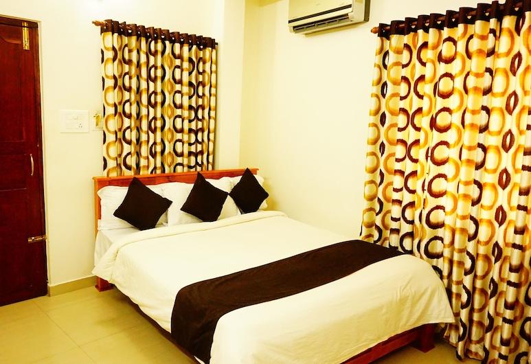 Thayamkery's Royal inn, Ernakulam, Standard-dobbeltværelse, Stue