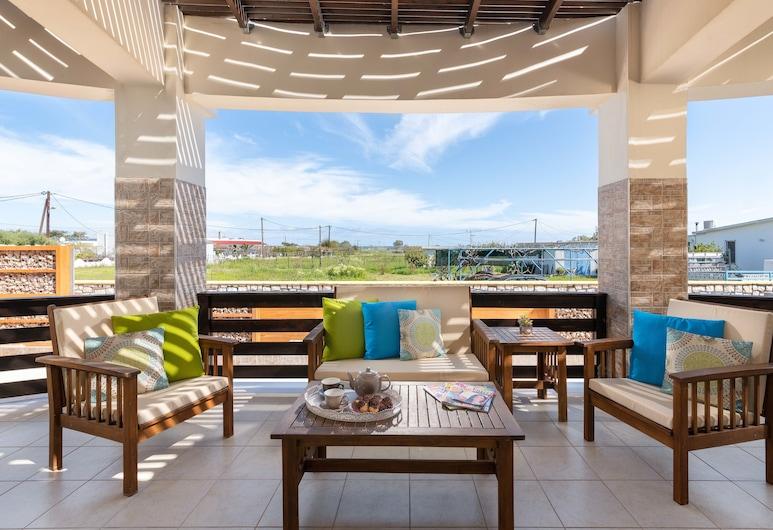 Villa Ifigenia, Rhodes, Terrace/Patio