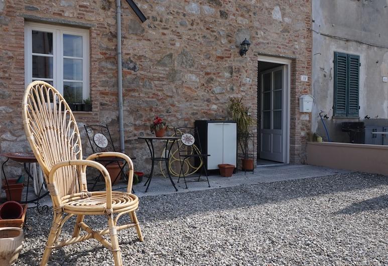 Susie's Apartment, Lucca, Huoneisto, 2 makuuhuonetta, Terassi/patio