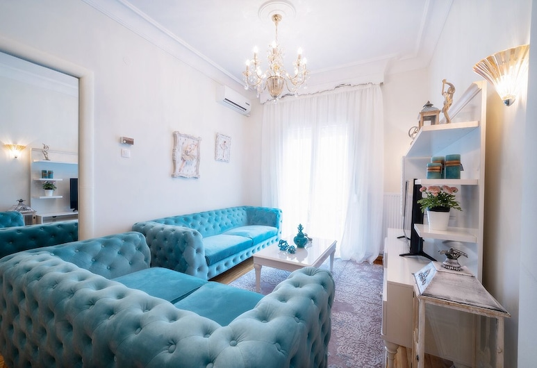 Acropolis Deluxe Apt (Must), Thessaloniki, Opholdsområde