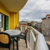 Dzīvokļnumurs (A4) - Balkons