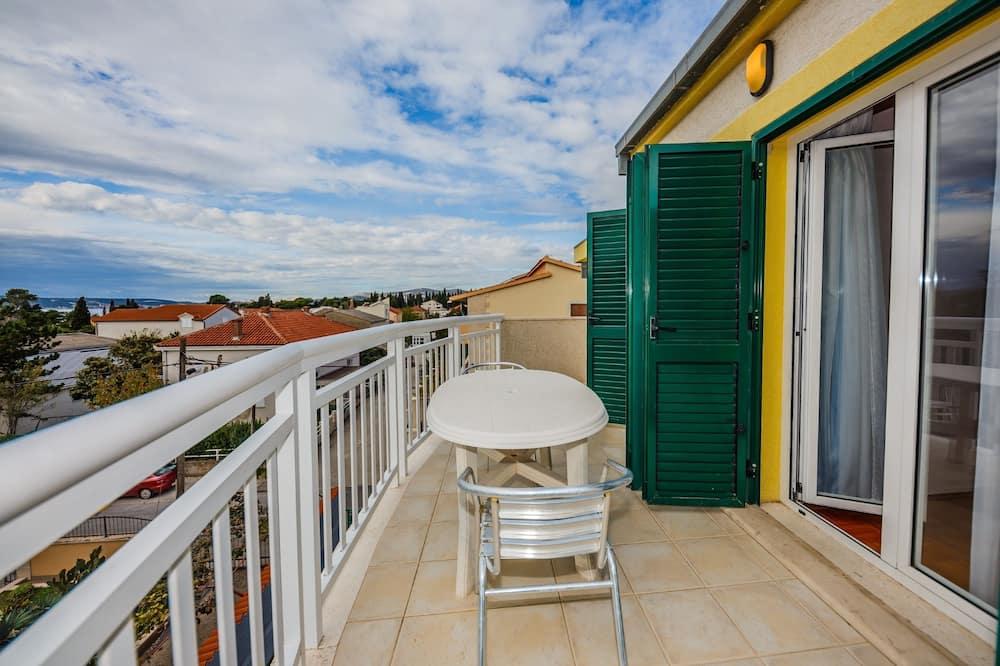 Dzīvokļnumurs (A1) - Balkons
