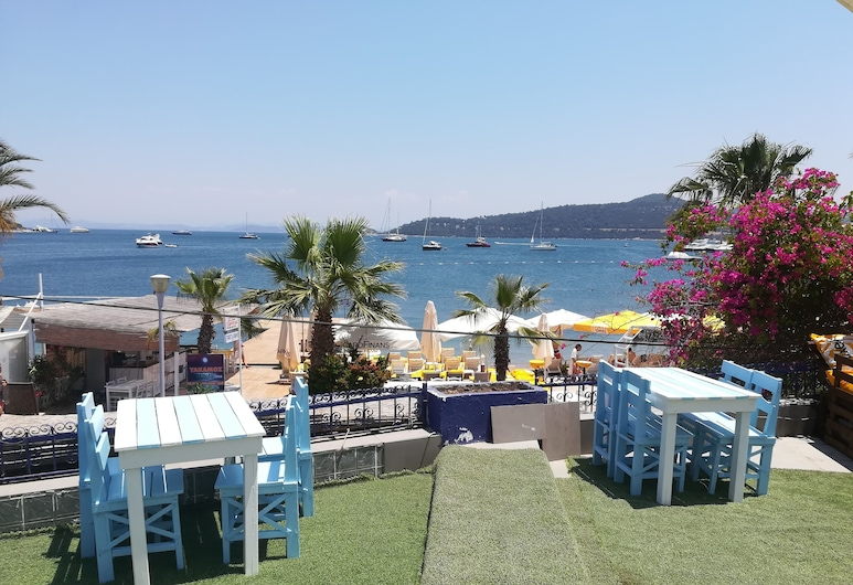 Yakamoz Beach Boutique Hotel, Bodrum, Double Room, Sea View, Terrace/Patio