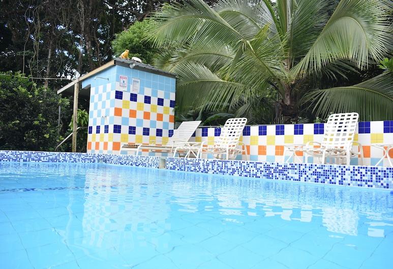 レインフォレスト ヤスミン ホテル, サンタフェ, 屋外プール