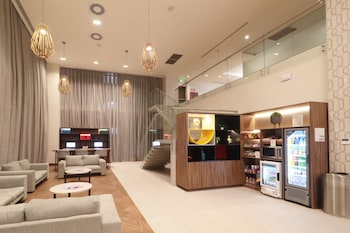 Foto del Holiday Inn Hotel And Suites Monterrey Apodaca Zona Airport en Apodaca