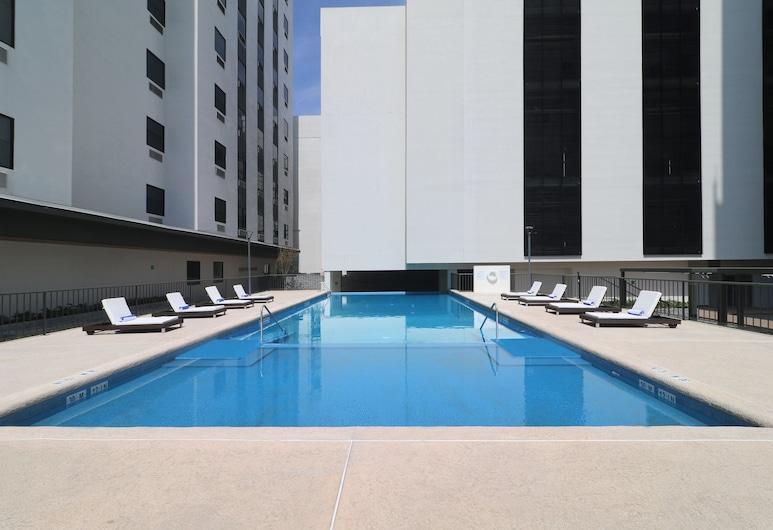 Holiday Inn Hotel And Suites Monterrey Apodaca Zona Airport, Apodaca, Πισίνα