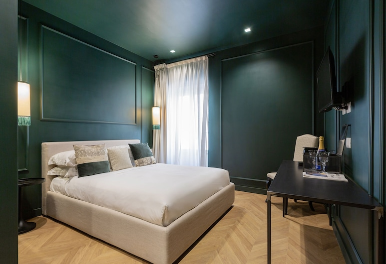 The Mendeli Suite, Rome, Deluxe Double Room, City View, Guest Room View