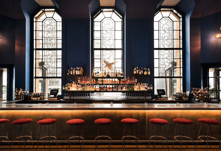 The Beekman Tower, New York, Bar