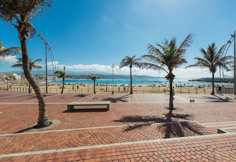 Green Water at the Beach, Las Palmas de Gran Canaria