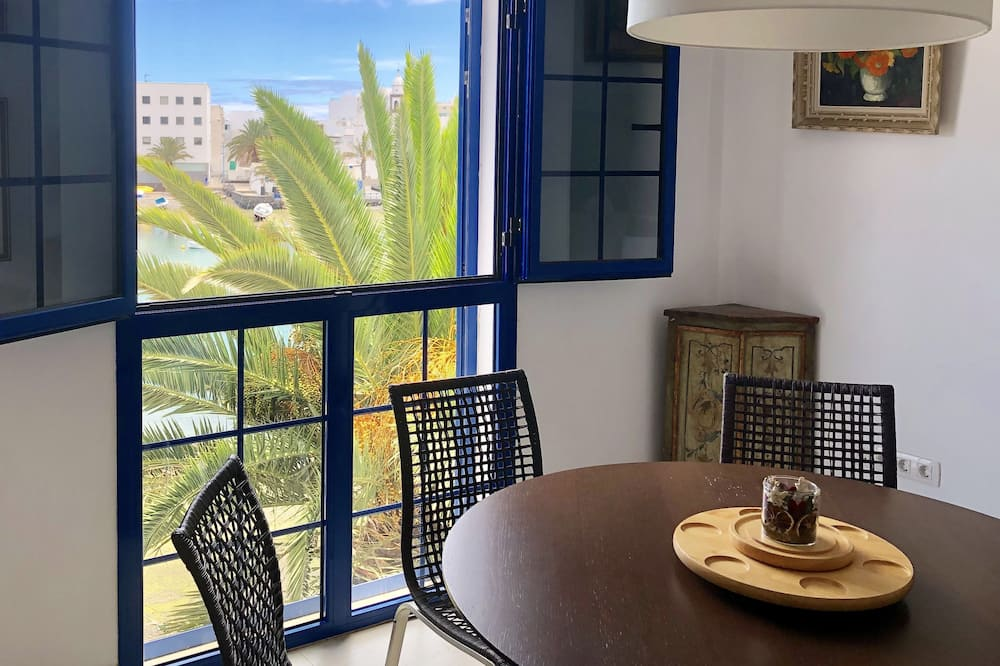 Appartamento, 2 camere da letto, terrazzo, vista mare - Area soggiorno
