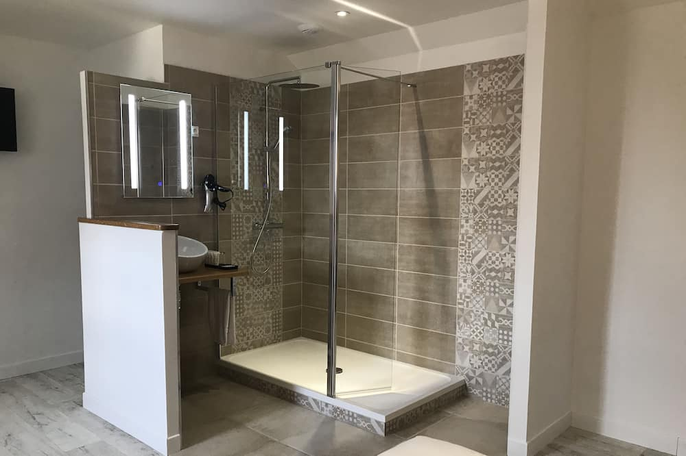 Quarto Deluxe - Casa de banho
