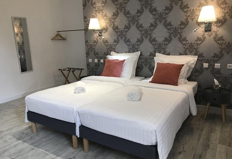 皮耶雷里威庄园原创之家酒店, 图尔农圣马丁, 豪华客房, 客房
