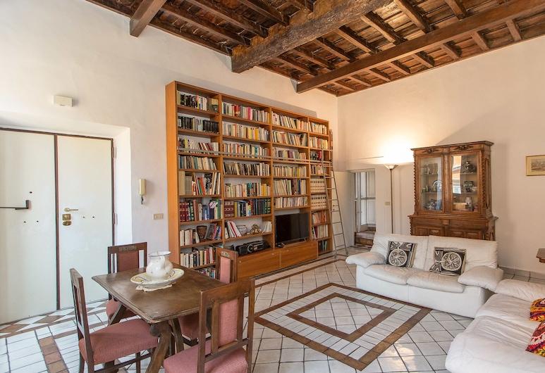 羅馬出租屋酒店 - 蒙提公寓 , Rome, 公寓, 客廳