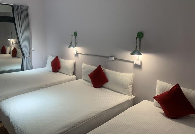 SunLight Forest, Taitung, Chambre Familiale, balcon, Chambre