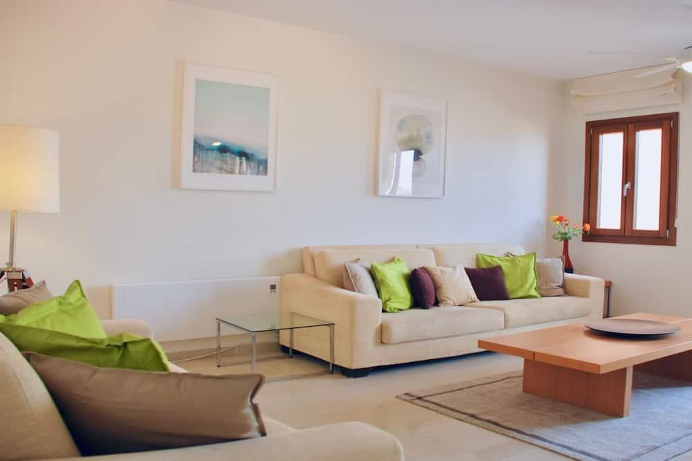 Vila, 2 spálne - Obývačka