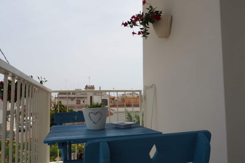 家庭客房 - 陽台