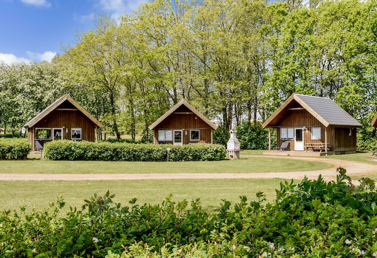 Jelling familie camping, Jelling, Cabin Cao cấp, Phòng