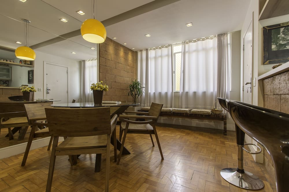 Appartement Deluxe, 3 chambres - Restauration dans la chambre