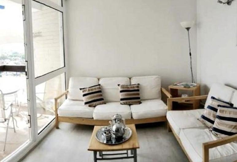 天空公寓 - 沃爾沃思華麗 2 房公寓酒店, 倫敦, 公寓, 2 間臥室, 客廳