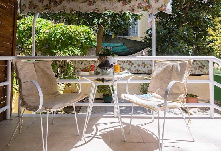 Secret Garden Apartment, Κέρκυρα, Διαμέρισμα, 2 Υπνοδωμάτια, Μπαλκόνι
