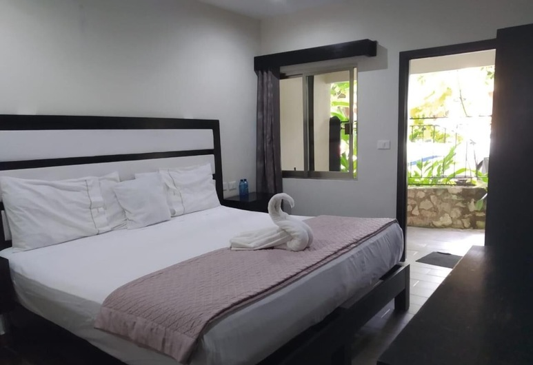 Hotel Sevilla Palenque, פלנקה, חדר אורחים