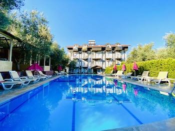 Selline näeb välja Doga Hotel, Fethiye