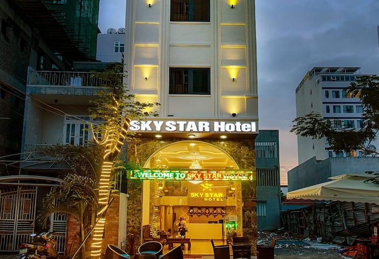 天星酒店, 峴港, 酒店正面