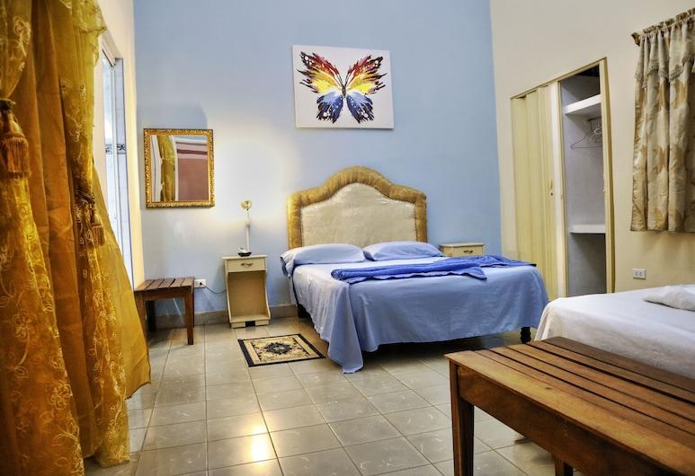 Casa Morro, הוואנה, חדר אקונומי לארבעה, חדר אורחים