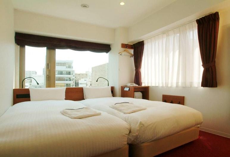 ベニキアカルトン ホテル 大阪道頓堀, 大阪市, コーナー ツインルーム, 部屋