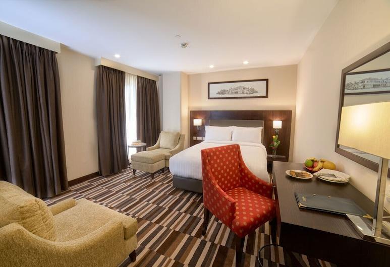 阿瓦里快捷古爾伯格酒店, 拉合爾, 高級雙人房, 客房