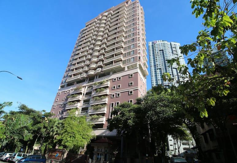 OYO Home 1020 Comfy 1 Bedroom Casa Mutiara, Kuala Lumpur, Bagian luar