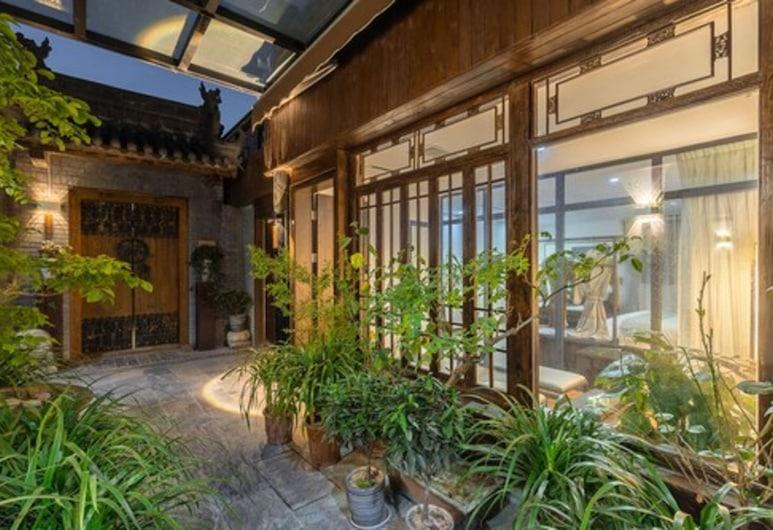 PUSU Boutique Hotel, Xi'an, Classic-Suite, Gartenblick (2), Zimmer
