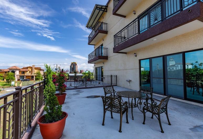 123 Villa, Wujie, Family Quadruple Room, Balcony, Terrace/Patio
