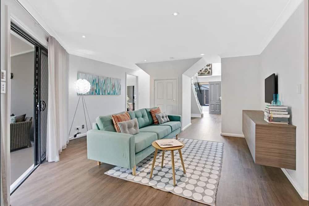 Luxury maja, 4 magamistoaga - Lõõgastumisala